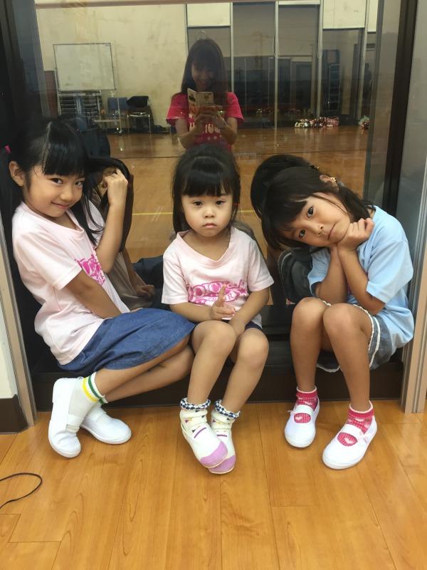 9月 LOICX☆チアダンススクール 守山志段味