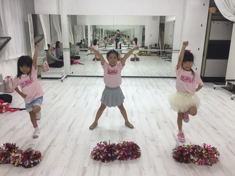 9月 LOICX☆チアダンススクール 名古屋 ラインダンス