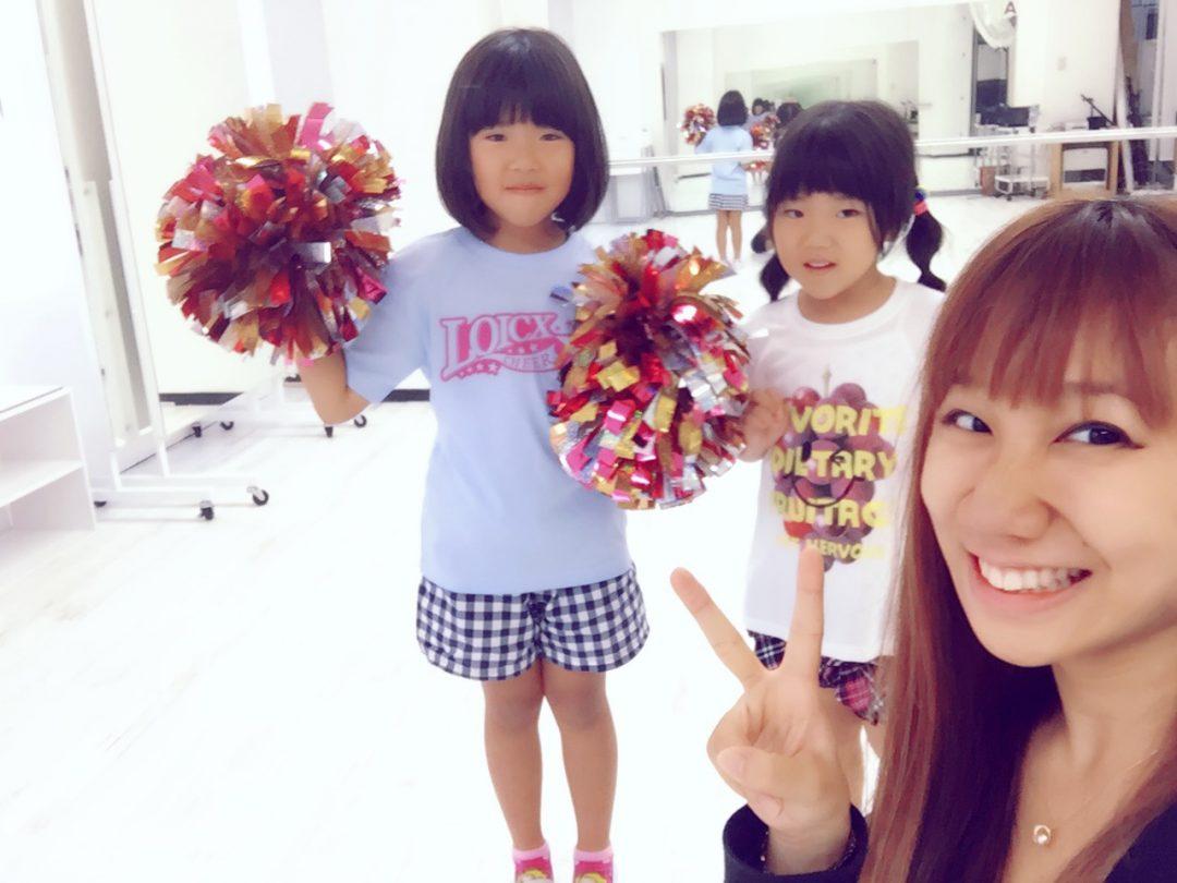 10月 LOICX☆チアダンススクール 名古屋