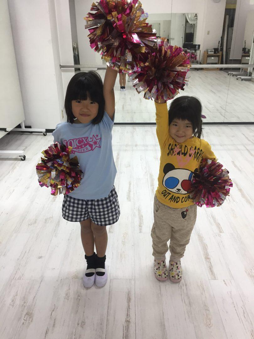 10月 LOICX☆チアダンススクール 名古屋 ポンポンの音