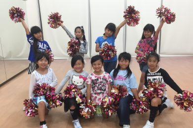 10月 LOICX☆チアダンススクール 津島