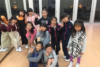 11月 LOICX☆チアダンススクール 津島 ラインダンス