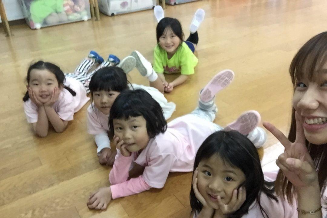 11月 LOICX☆チアダンススクール 本山 取り組む姿勢