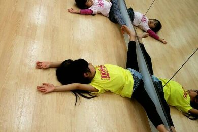 11月 LOICX☆チアダンススクール 十日市場