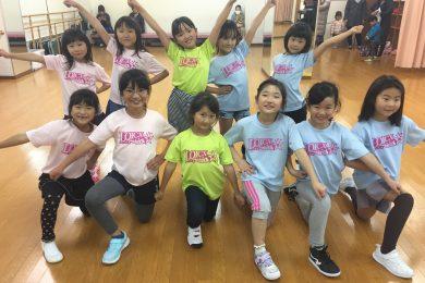 11月 LOICX☆チアダンススクール 本山 トレジャー