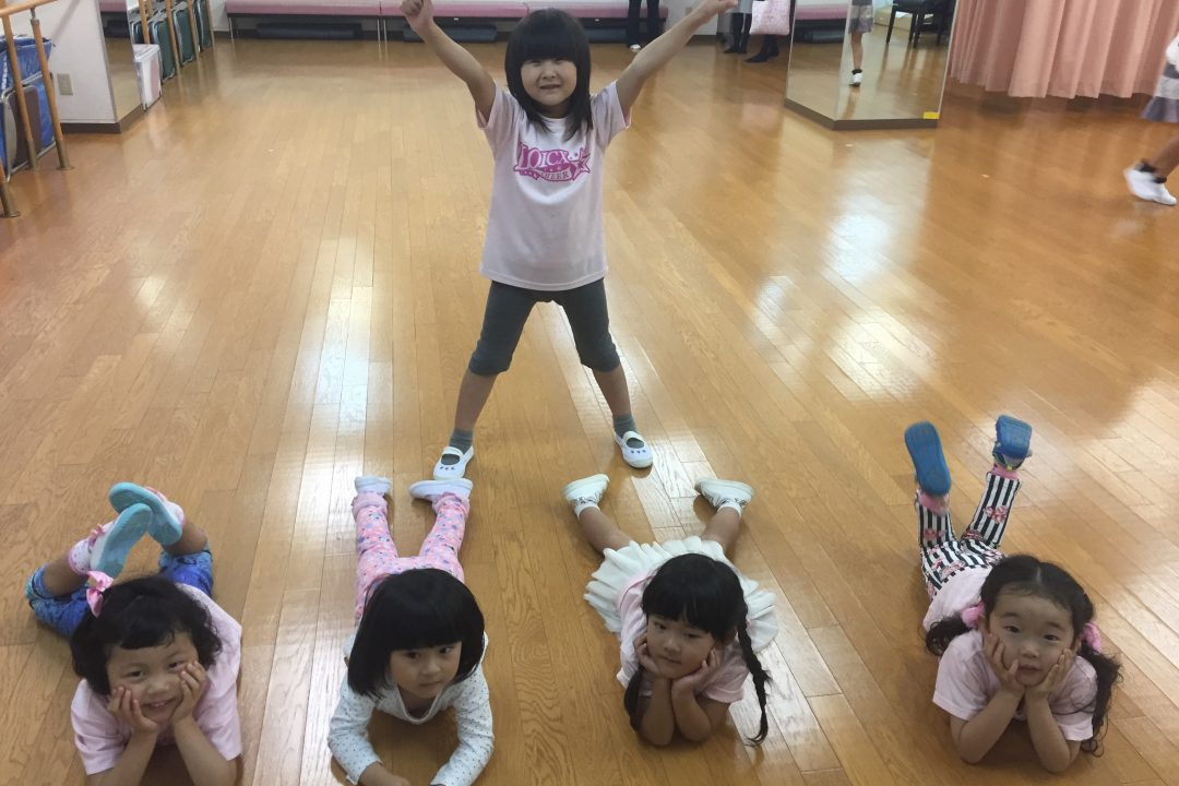11月 LOICX☆チアダンススクール 本山 アームモーション