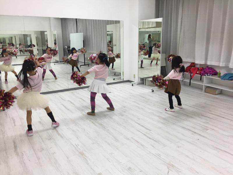 LOICX☆チアダンススクール 名古屋 見違えた