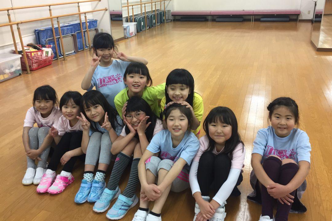 1月 LOICX☆チアダンススクール 本山