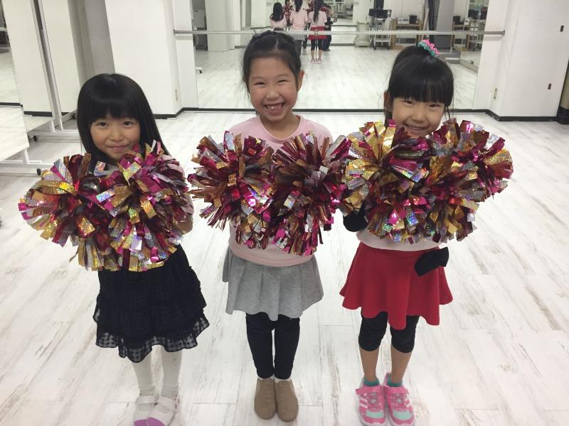 LOICX☆チアダンススクール 名古屋 1月