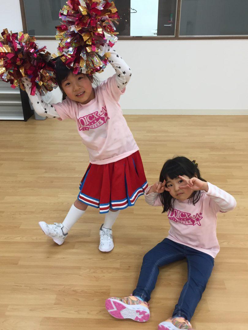 LOICX☆チアダンススクール 長久手 Xジャンプ
