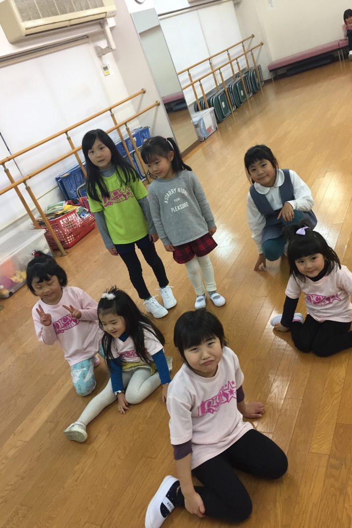 LOICX☆チアダンススクール 本山 てきとう