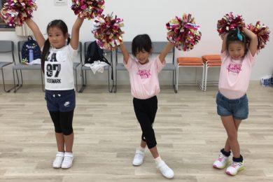 10月LOICX☆チアダンススクール つくば