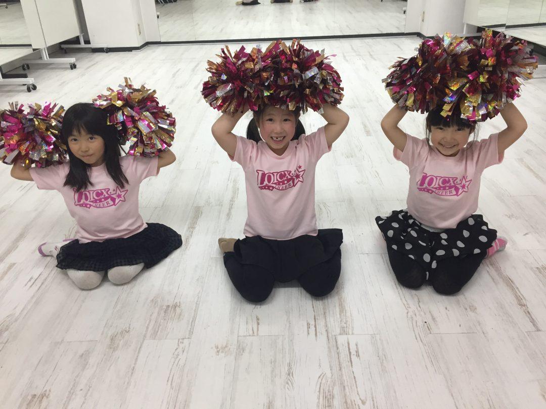 LOICX☆チアダンススクール 名古屋 理解