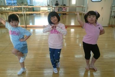 1月LOICX☆チアダンススクール 川越