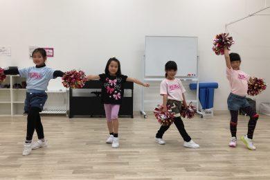 1月LOICX☆チアダンススクール つくば