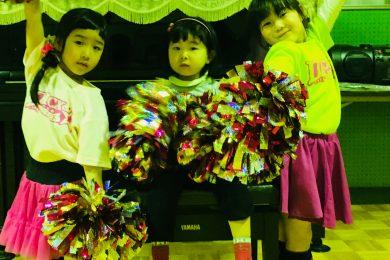 1月LOICX☆チアダンススクール 若葉台