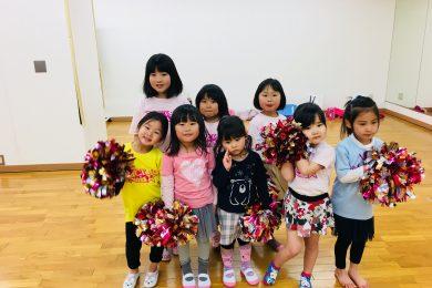 1月LOICX☆チアダンススクール 多摩センター