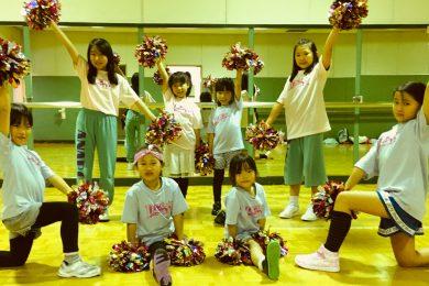 11月LOICX☆チアダンススクール 若葉台