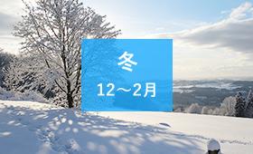 冬 12~2月