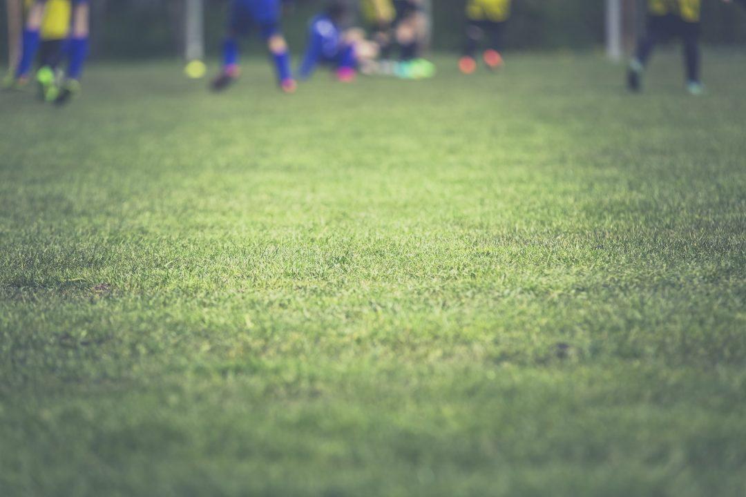 ドイツサッカー練習見学