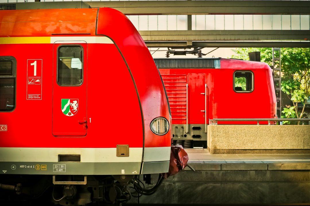 ドイツ電車
