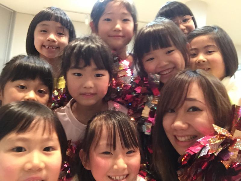1月 LOICX☆チアダンススクール 本山 今年初レッスン