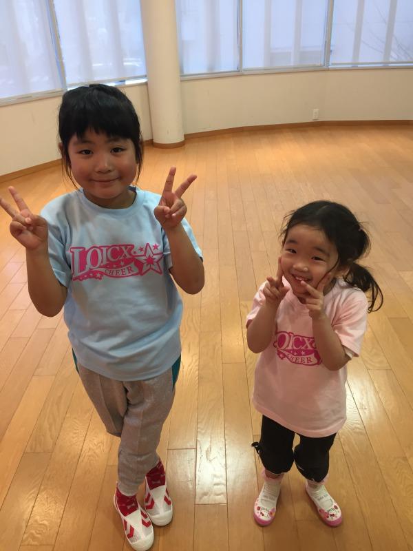 1月 LOICX☆チアダンススクール 本山 おしゃべり