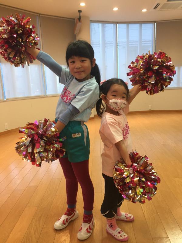 1月 LOICX☆チアダンススクール 本山 レッスン