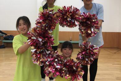 2月 LOICX☆チアダンススクール 和泉光明池