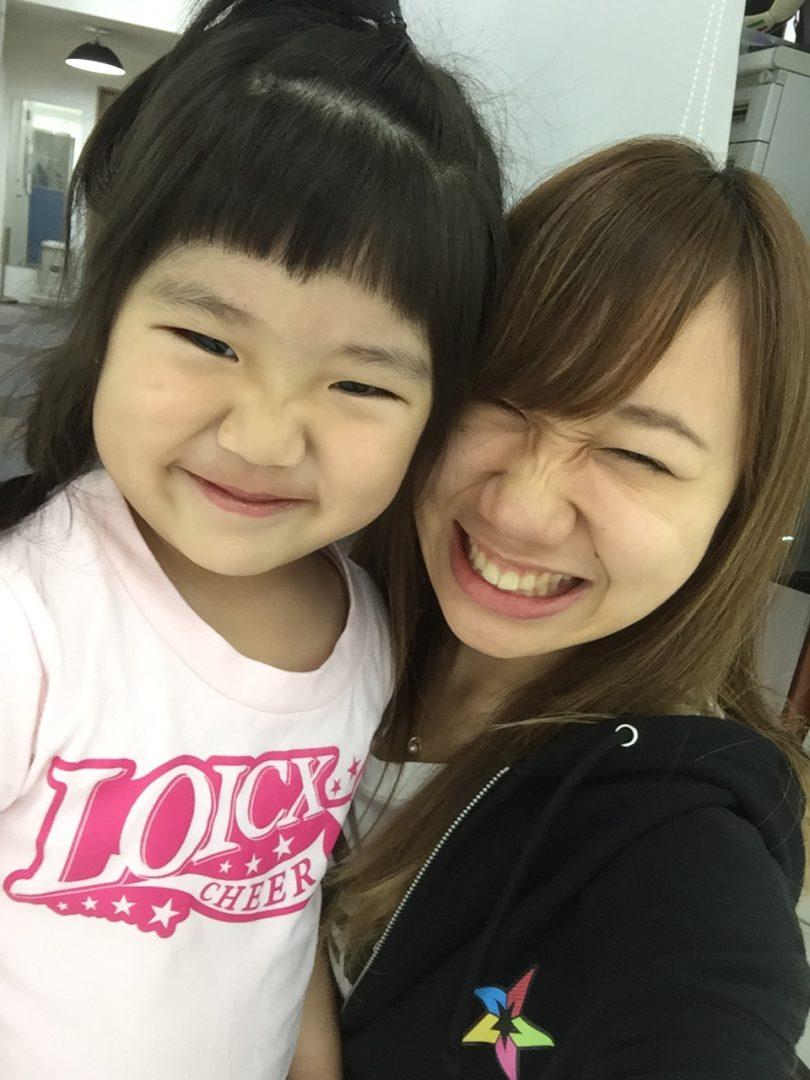 3月 LOICX☆チアダンススクール 名古屋校 ついに