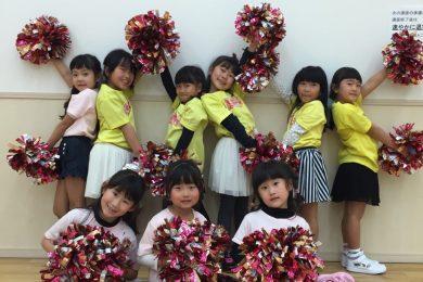 1月 LOICX☆チアダンススクール MOZO校
