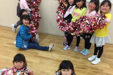 2月 LOICX☆チアダンススクール MOZO校