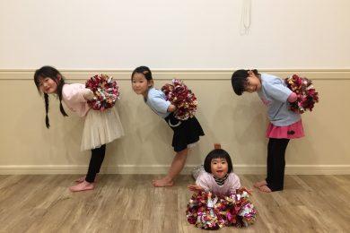 1月 LOICX☆チアダンススクール 長久手校