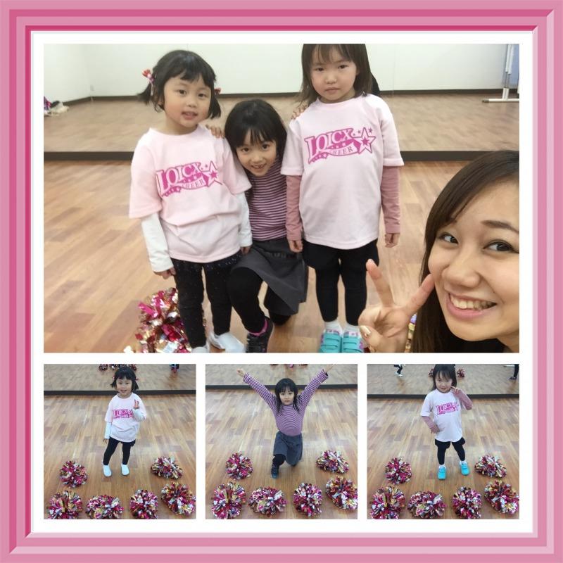 1月 LOICX☆チアダンススクール いりなか校
