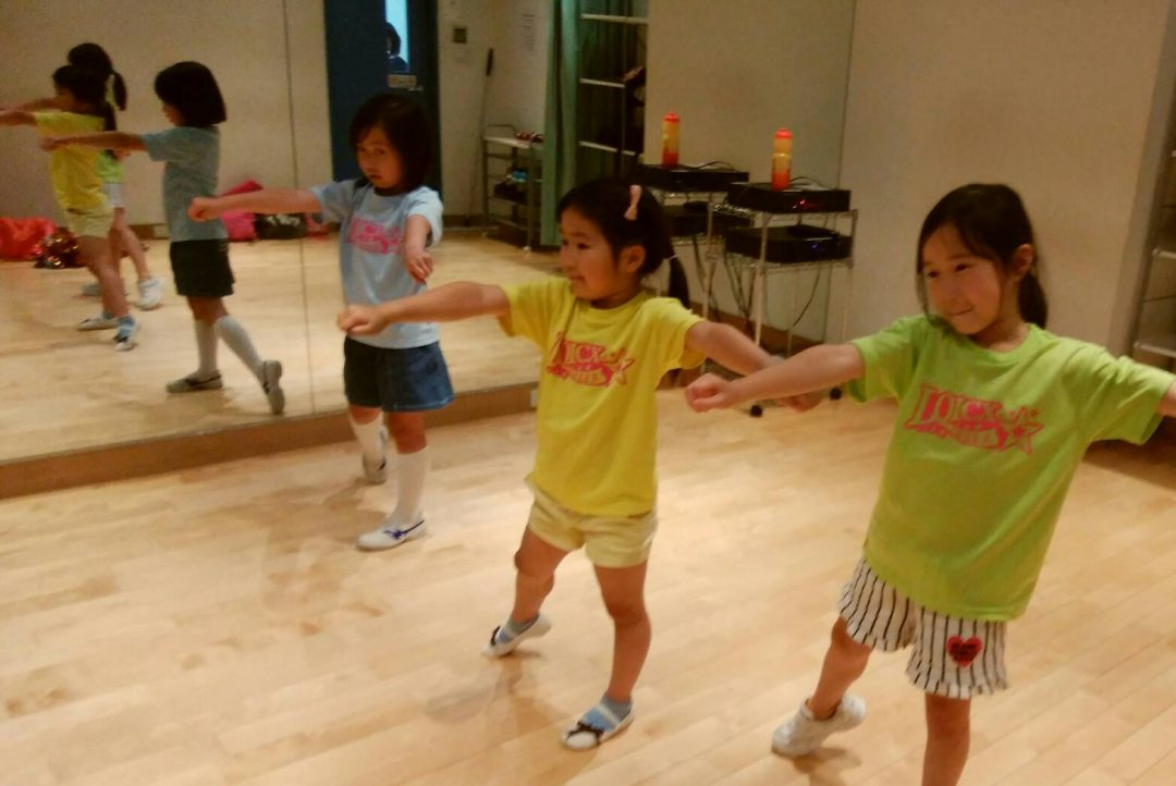 5月 LOICX☆チアダンススクール 新宿 基礎