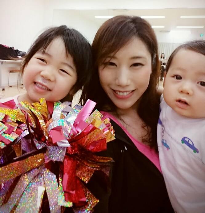 5月 LOICX☆チアダンススクール 十日市場 チア大好き