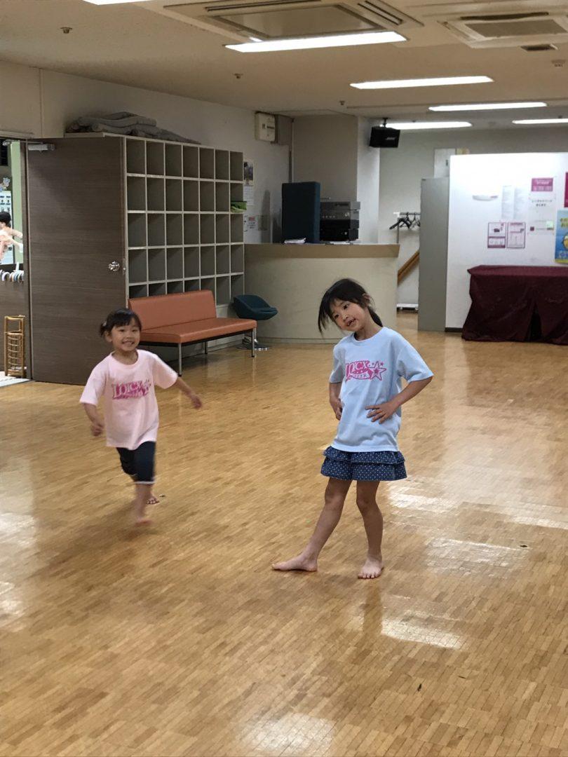 5月 LOICX☆チアダンススクール 海老名 足先