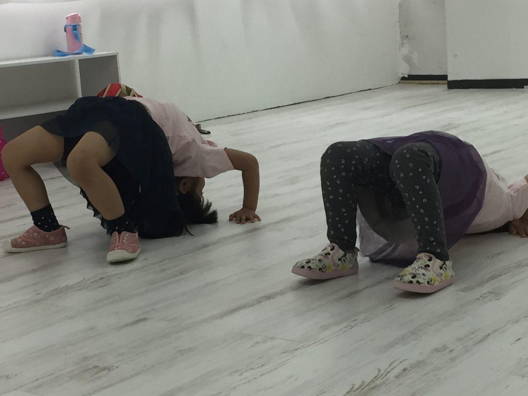 5月 LOICX☆チアダンススクール 名古屋 ブリッジ