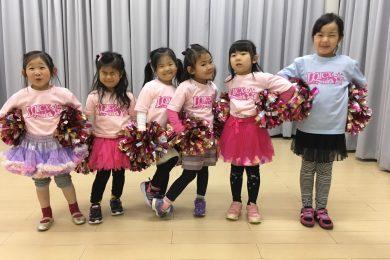 2月 LOICX☆チアダンススクール 神戸校 イベントを意識