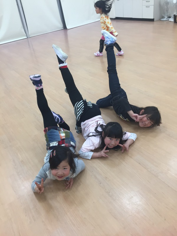 3月 LOICX☆チアダンススクール 津島北テラス アピール