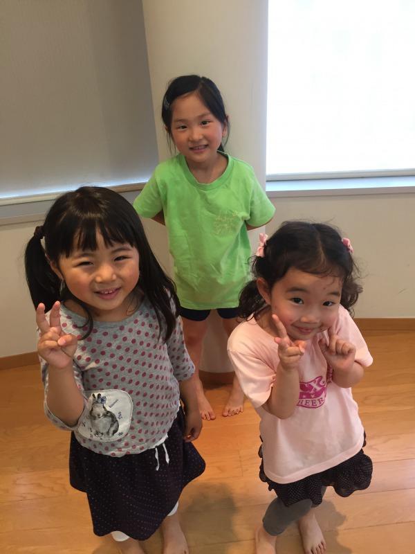 4月 LOICX☆チアダンススクール 本山 暑い