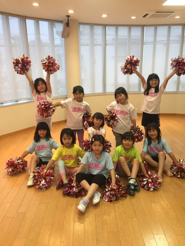 5月 LOICX☆チアダンススクール 本山