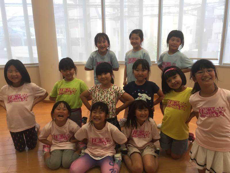 5月 LOICX☆チアダンススクール 本山 確認