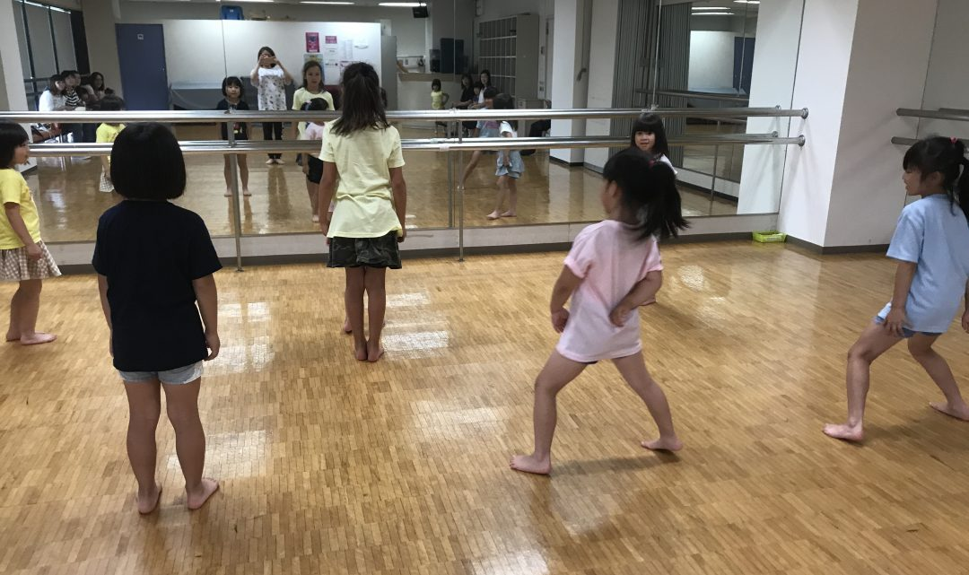 6月 LOICX☆チアダンススクール 海老名 練習