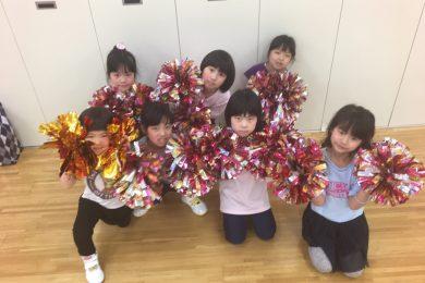 3月 LOICX☆チアダンススクール 堺鳳校