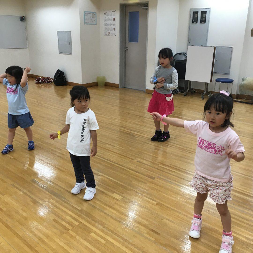 4月 LOICX☆チアダンススクール 川越校