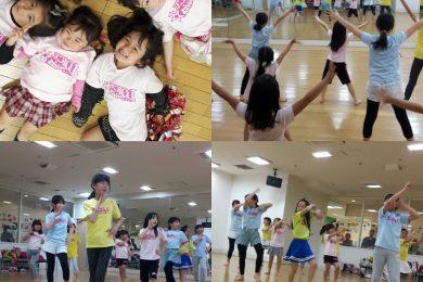 4月 LOICX☆チアダンススクール 城陽校