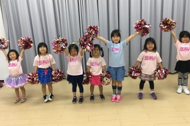 5月 LOICX☆チアダンススクール 神戸校 学び