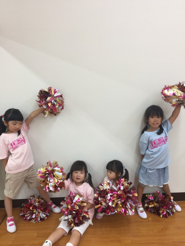 6月 LOICX☆チアダンススクール 守山志段味 立場逆転