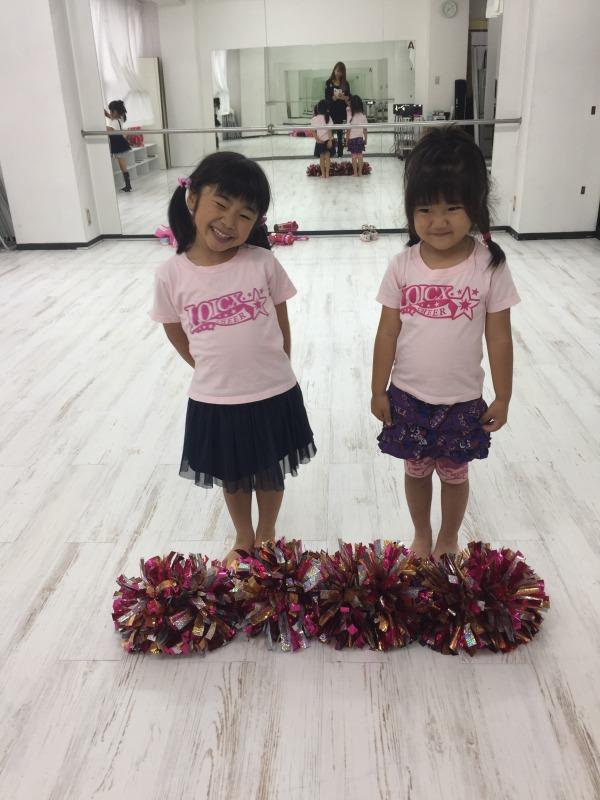 6月 LOICX☆チアダンススクール 名古屋